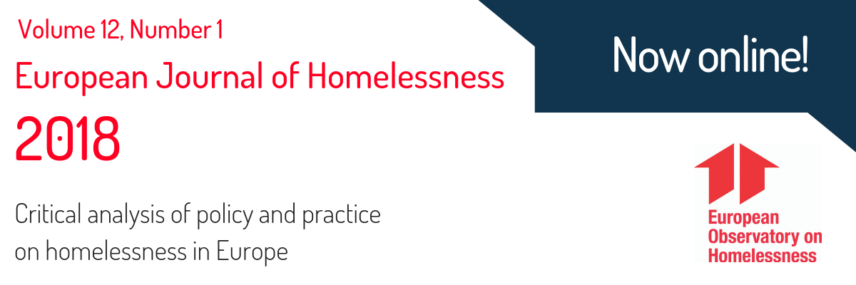European Journal of HomelessnessVolume 11, No. 2December 2017.png