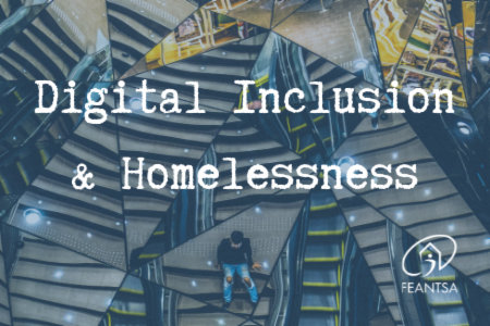 >Kick-Off Event: Digital Inclusion and Homelessness