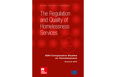 Comparative Studies on Homelessness: Number 9 - 2019