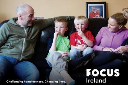>News: Focus Ireland Reveals Mental and Physical Health Problems of Homeless Children