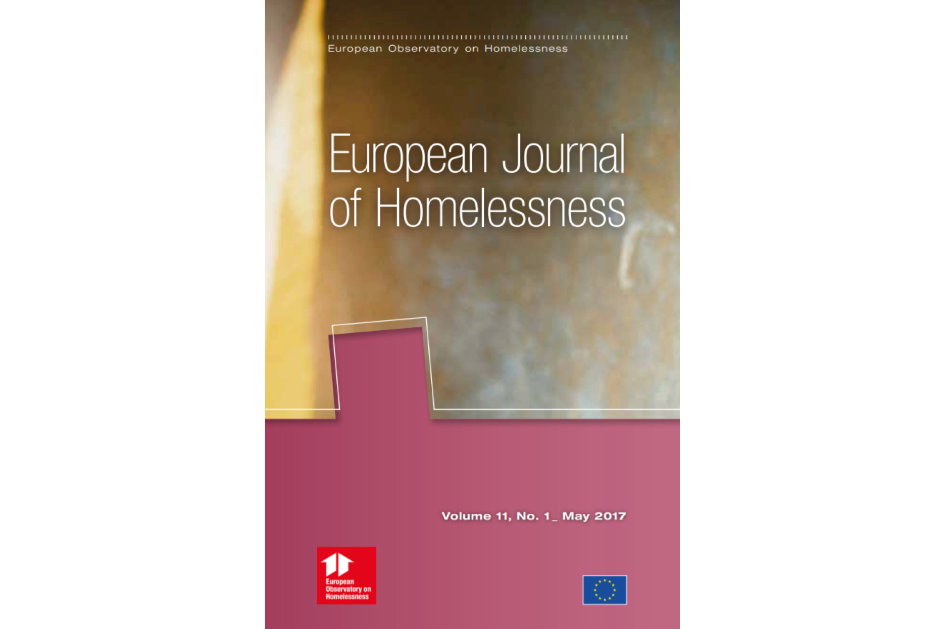 News: European Journal of Homelessness, Volume 11, No. 1 is out now!