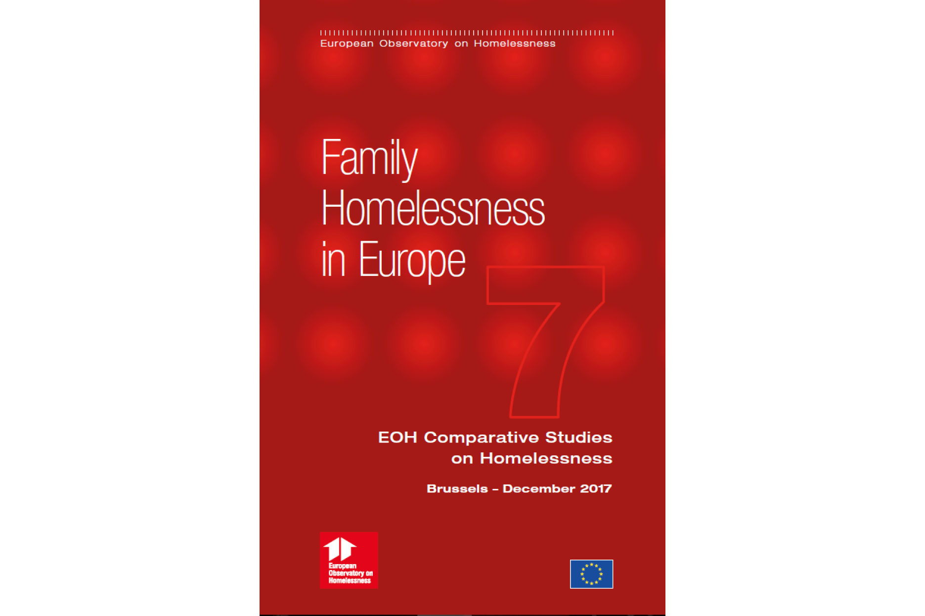 Comparative Studies on Homelessness: Number 7 - 2017