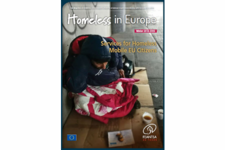 >Winter 2018-2019 - Homeless in Europe Magazine: Services for Homeless Mobile EU Citizens