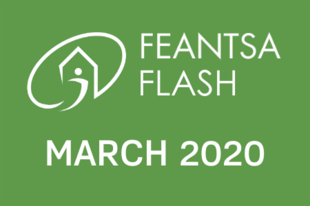 >FEANTSA Flash - March 2020