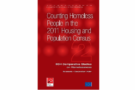 Comparative Studies on Homelessness:  Number 2 - 2012