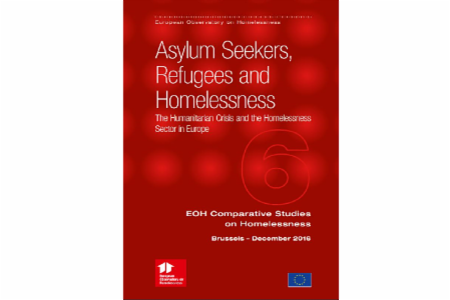 Comparative Studies on Homelessness: Number 6 - 2016