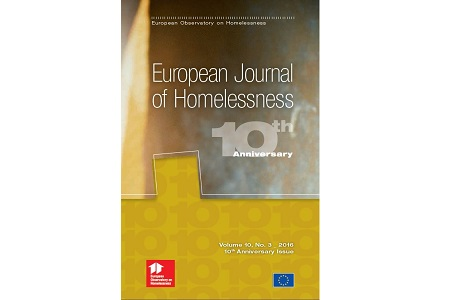 News: 10th Anniversary of European Journal of Homelessness
