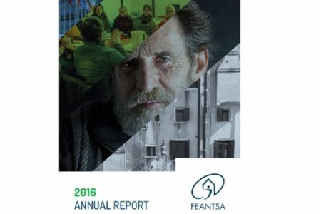 >News: FEANTSA Publishes 2016 Annual Report